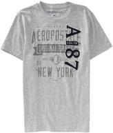 Aeropostale Men's A87 Logo T-Shirt