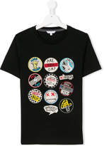 Little Marc Jacobs patch detailed T-shirt