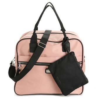 Madden-Girl Nylon Weekender Bag