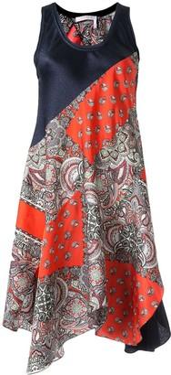 Chloé Paisley Print Tank Dress