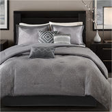 JCPenney Madison Park Crawford 7-pc. Comforter Set