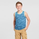Cat & Jack Boys' Tank Top - Cat & Jack Splendid Turquoise