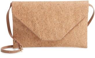 Nordstrom Envelope Cork Shoulder Bag