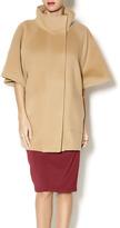 Katherine Barclay Structured Camel Coat