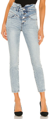 Blank NYC Exposed Button Skinny. - size 25 (also