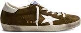 Golden Goose Deluxe Brand Super Star low-top suede trainers