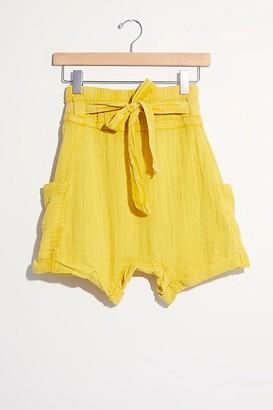 Free People Horizon Sailor Shorts