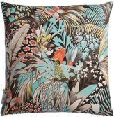 Matthew Williamson Green Jungle Beat Cushion