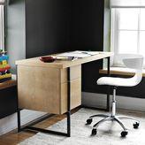 west elm Flat-Bar Storage Desk