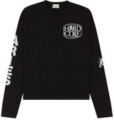 Aries WMNS Hardcore Long Sleeves T-Shirt