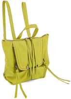 Kooba Bobbi Mini Backpack In Citron