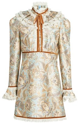 Zimmermann Ladybeetle dress