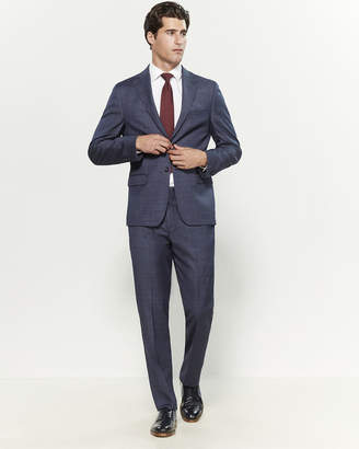 DKNY Two-Piece Blue Suit