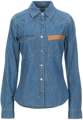 Paco Rabanne Denim shirts