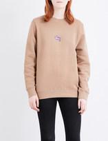 Stussy Lil' Stu jersey sweatshirt