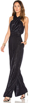 Rachel Zoe Shane Jumpsuit in Navy. - size 4 (also in )