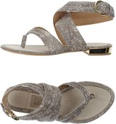 Salvatore Ferragamo Thong sandals
