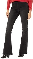 Thumbnail for your product : Rock and Roll Cowgirl High-Rise Flare in Black WPH7545