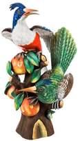 Vista Alegre Porcelain Bird Group