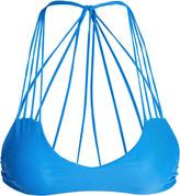 Mikoh Banyans string-back bikini top