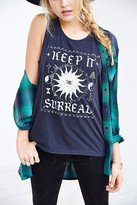 Urban Outfitters Mont La Roc Mineralized Surreal Muscle Tee