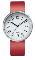 Alessi Men's AL6004 Record Stainless Steel Designed by Achille Castiglioni Watch