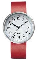 Alessi Men's AL6004 Record Stainless Steel Designed by Achille Castiglioni Watch