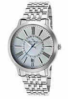 Lucien Piccard Women's LP-40004-22S Sofia Analog Display Quartz Silver Watch