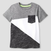 Cat & Jack Toddler Boys' Graphic T-Shirt Charcoal