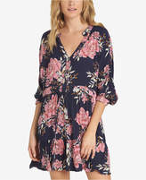 Billabong Marry Mine Floral-Print Dress