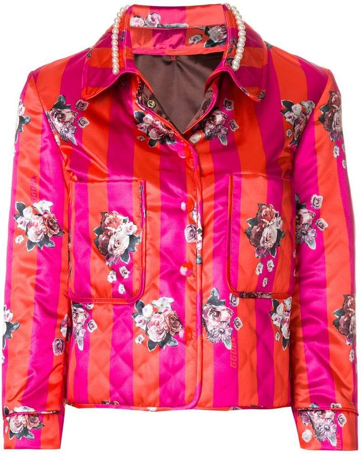 Golden Goose printed jacket