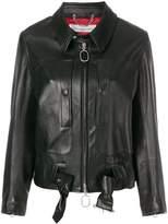 Golden Goose Deluxe Brand zipped jacket
