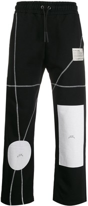 A-Cold-Wall* logo patch trousers