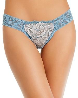 Hanky Panky Gabriella Low-Rise Lace Thong