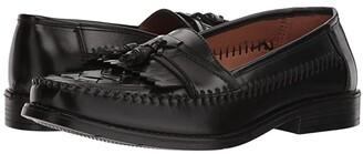 Deer Stags Herman Tassel Loafer (Cognac Simulated Leather) Men's Slip-on Dress Shoes