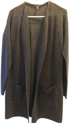 Eileen Fisher Grey Cotton Knitwear for Women