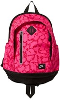Nike Pink Cheyenne Print Backpack