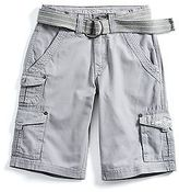 GUESS Lacon Cargo Shorts (7-18)