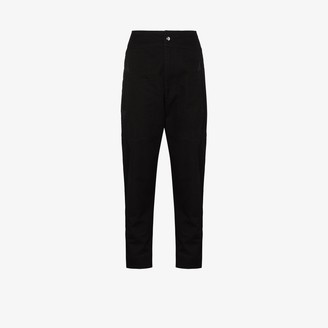 Etoile Isabel Marant Raluniae tapered cargo trousers