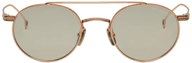 Dita Rose Gold Journey Sunglasses