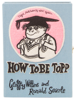 Olympia Le-Tan How To Be Topp Book Clutch