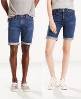 Levi's Unisex Pride Collection 505C Shorts