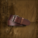 Denim & Supply Ralph Lauren Wide Double-Prong Belt