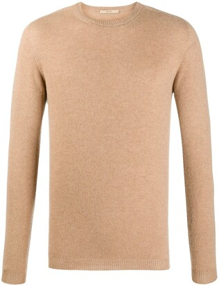 Nuur Rib-Trimmed Cashmere Jumper