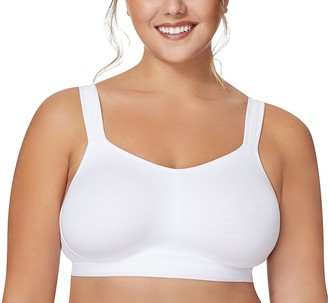 Just My Size Active Lifestyle Wireless Bra