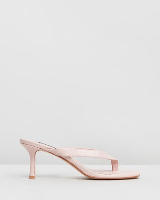Senso Women's Pink Heeled Sandals - Fillipa - Size One Size, 37 at The Iconic