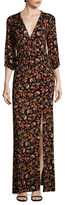 Rachel Pally Armand Floral Printed Dress