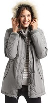 Gap Hooded down parka