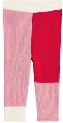 Arket Pima Cotton Leggings