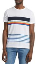 French Connection Stripe Cotton Tee